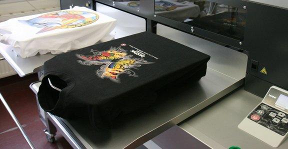 Impression numérique - Imprimante textile numérique